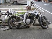 放置バイクを報告しよう