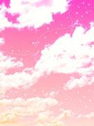 ピンクの空で生きてるの