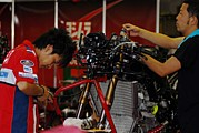 MOTO GP MODELING