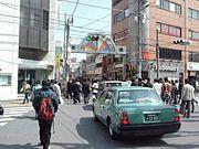 1980〜90年代の大久保商店街