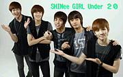 SHINee GIRL Under20