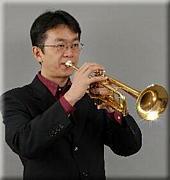 Trumpet奏者 本間千也