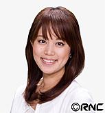 野口恵アナウンサー(RNC)