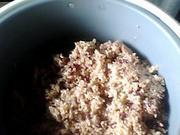 小豆玄米(我流酵素玄米)