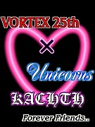 VORTEX25th×UNICORNS2009withH