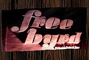 """Ethnic Cafe & Bar """"free byrd"""""""