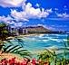 ハワイ HANG LOOSE