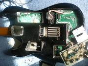 ギターを作る、解析する