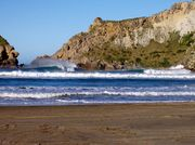 サーフィン in ニュージーランド