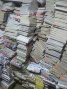 マンガ3000冊超。