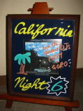 california night
