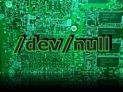 /dev/null