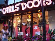 GIRLS' DOORS