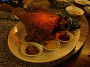 台北で羊料理を堪能する