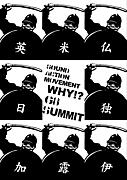 Why!? G8 Summit