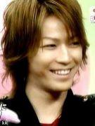 亀梨和也の笑顔は犯罪級♡