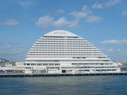 神戸メリケンパークホテル好き!