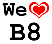 B8−ビーエイト−