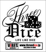 THREE DICE(VIBES CORPORATION)