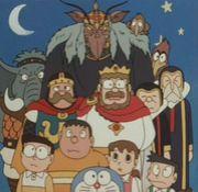 ★夢の人★-夢幻三剣士テーマ曲-