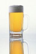 一杯目は生ビール♡