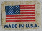 Made in USA (米産)