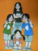 月島四姉妹〜四葉のクローバー
