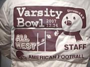 VARSITY BOWL 2007 ALL WEST