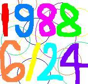 1988年6月24日
