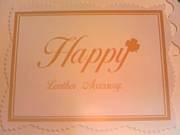 Happy〜レザー アクセサリー