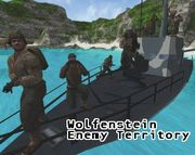 Wolfenstein - Enemy Territory