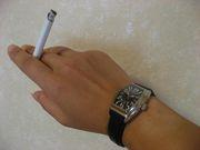 時計は右腕。