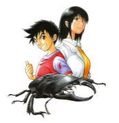 サイカチ 〜真夏の昆虫格闘記〜
