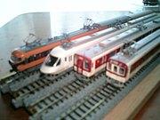 模型で楽しむ近鉄電車