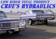 CRUE'S LOWRIDER&HYDRAULICS