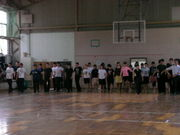 新潟大学競技ダンス部