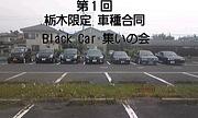 栃木限定 Blackcar 集い会