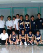 山COM.バスケットボール
