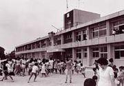 山口県阿武郡阿武町奈古中学校