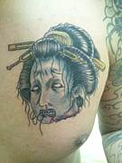 【Life〜tattoo・刺青】