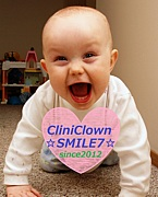 クリニクラウン☆SMILE7☆