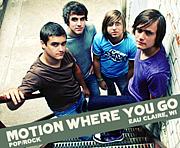 Motion Where You Go