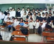 白河高校3年2組*2009