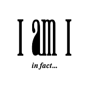 I am I in fact...