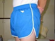 ジョギパン(ランパン)型体操服