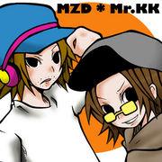 MZD×Mr.KK