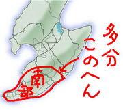 佐渡南部(小佐渡)