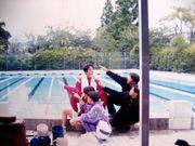 県立西宮高校水泳部