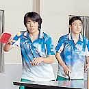 明法高等学校卓球部