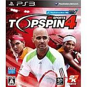(PS3) TOP SPIN4(トップスピン4)